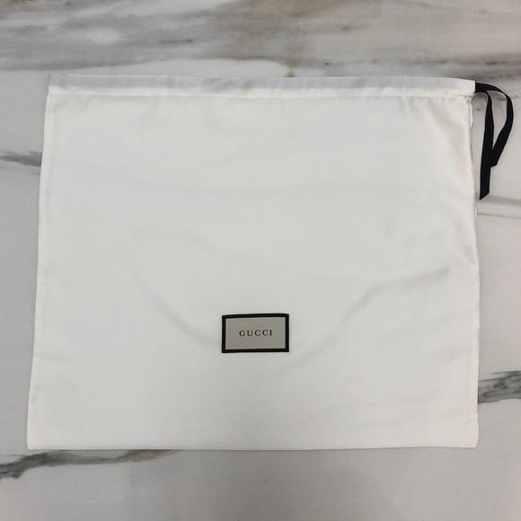 8625c14f007c61 Gucci Bags | Brand New Authentic Drawstring Dust Bag | Poshmark